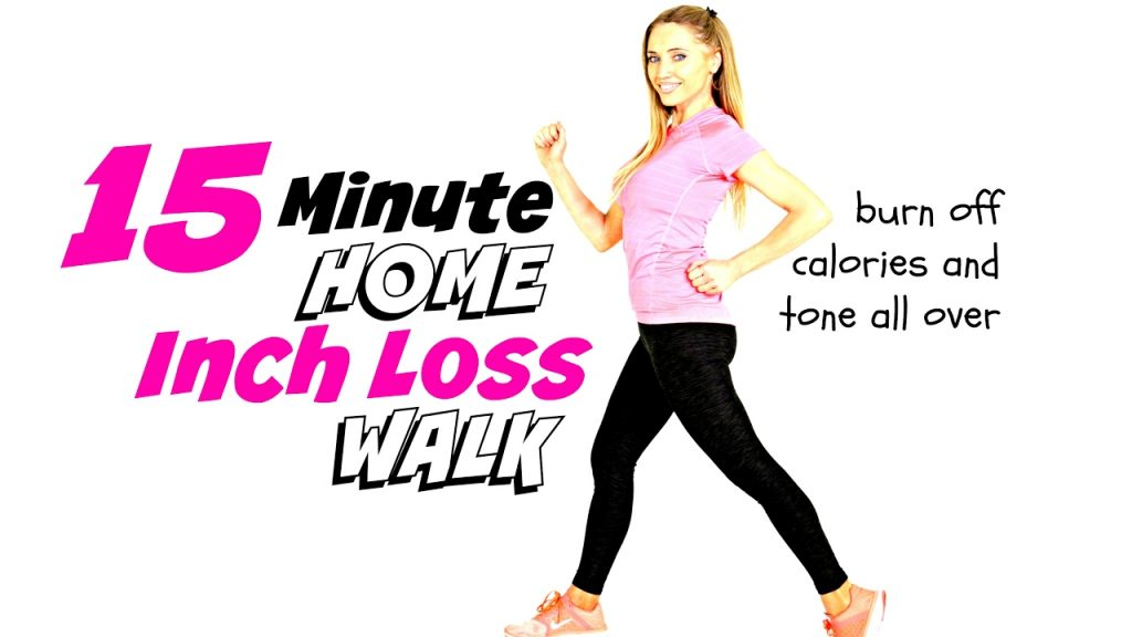 WALKING WORKOUT FOR WEIGHT LOSS-  HOME WORKOUT – easy to follow