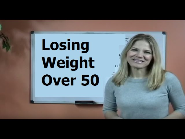 Losing Weight Over 50 – How To Get Thin Now That Life Has Changed
