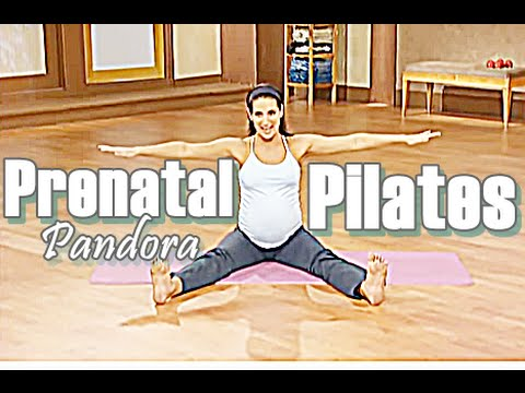 Pilates Workout During Pregnancy – 10 Minutes Prenatal Pilates Class For Beginners