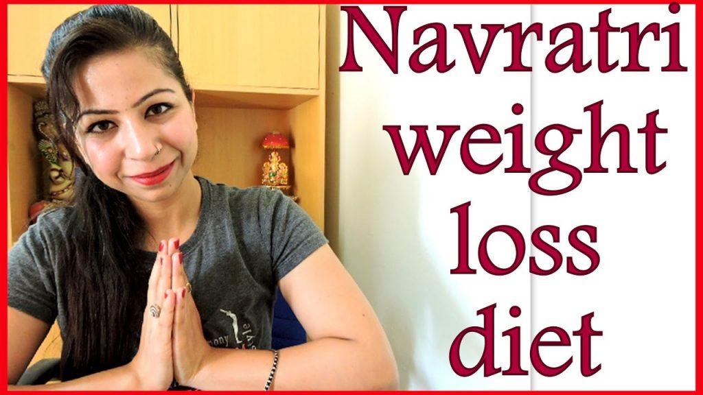 Navratri Special Recipes – Diet Plan For Weight Loss upto 5kg in 9 days | Meal Plan for Upvas Vrat
