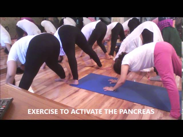 Sitting yoga poses for weight loss by INDU JAIN  YOGA EXPERT