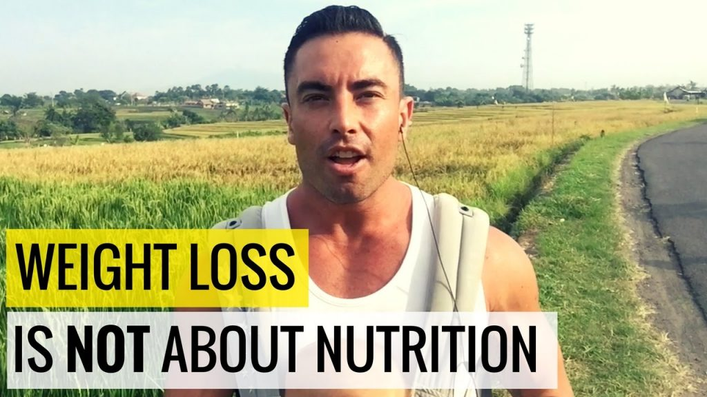 Weight Loss is NOT about nutrition… Ditch the dieting and use THIS
