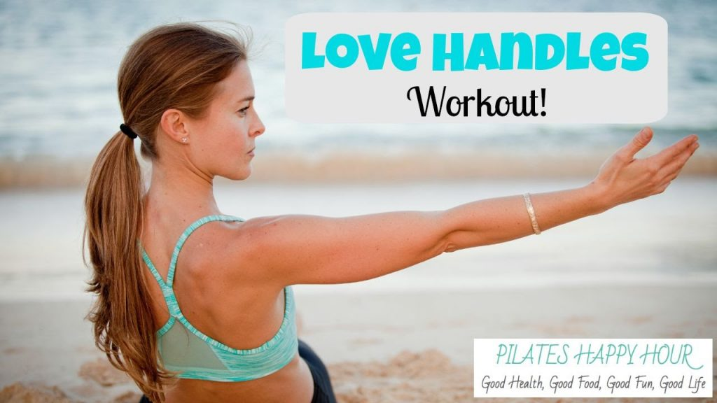 How to Lose Love Handles – Pilates Abs Workout
