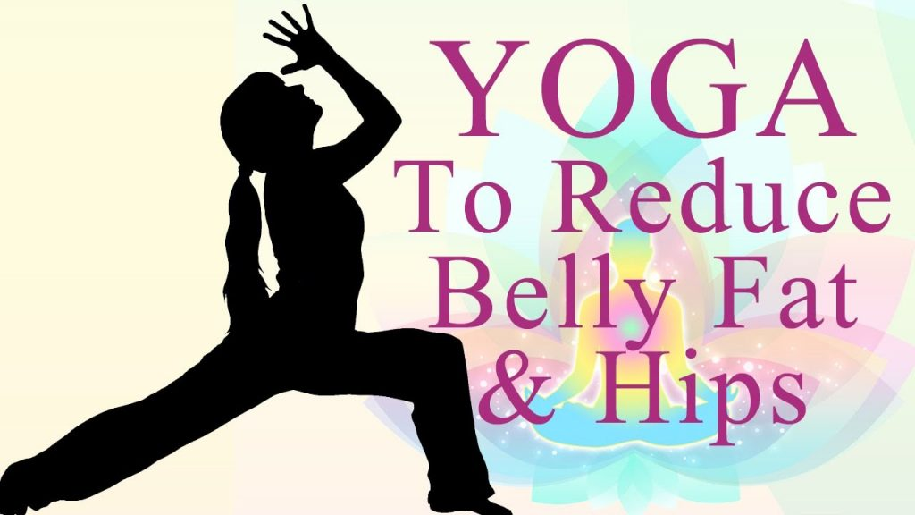 Yoga to Reduce Belly Fat and Hips | 5 Simple Yoga Asanas For Weight Loss In One Week |