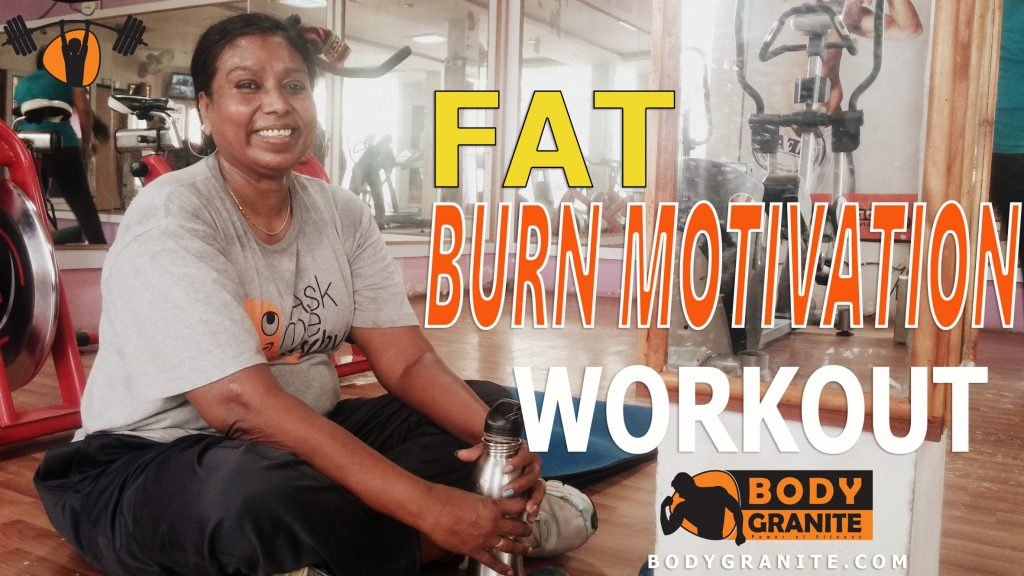 Weight Loss Fat Burn Workout – Fat Burn Cardio Exercise -How to lose weight