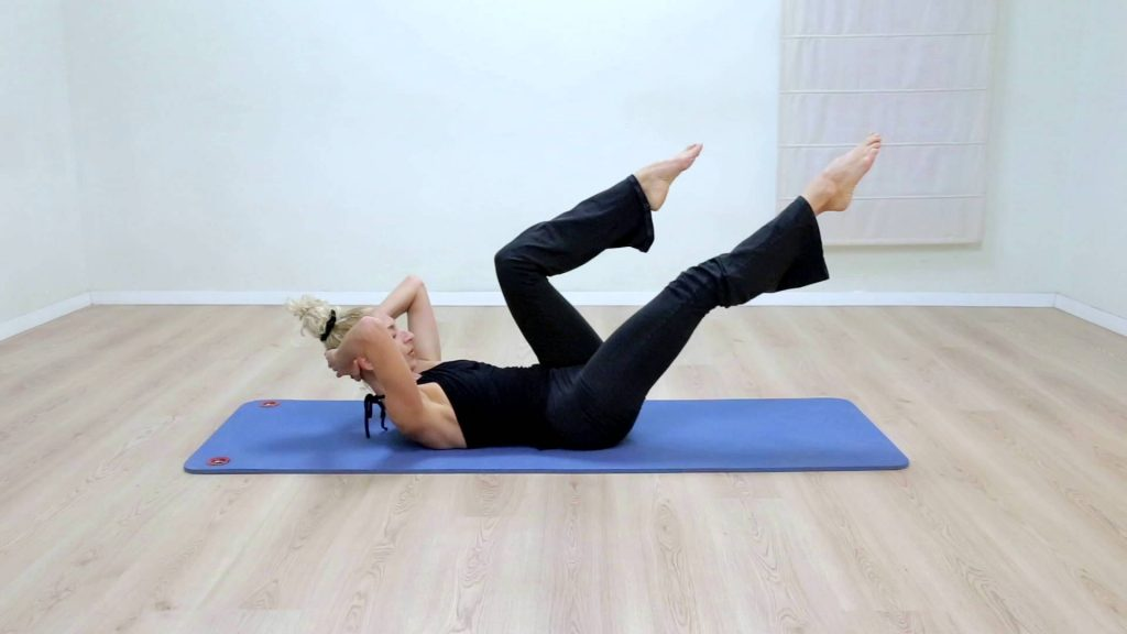 Dance Pilates on the mat – Abdominal Series