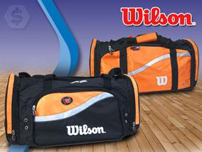 Ver la oferta: EXCELENTE BOLSO WILSON GRANDE con tapa superior y 3 bolsillos con cierre, correas acolchadas regulables. 3 colores a elección.