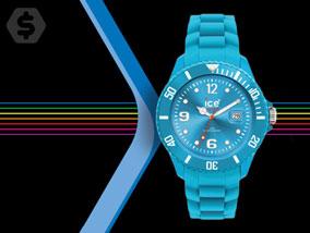 Ver la oferta: RELOJ CALENDARIO I-Watch celeste con malla de silicona y calendario. Excelente para uso personal, ideal para regalar.