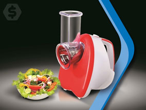 Ver la oferta: PICADORA ELÉCTRICA DE VERDURAS Y VEGETALES Caliber. 150 Watts de potencia para facilitar la tarea de cocinar.