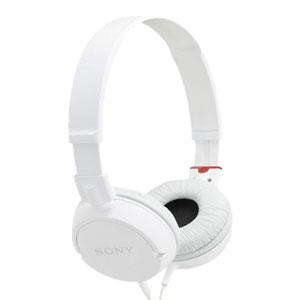 Ver la oferta: AURICULARES SONY ZX100 blancos o negros. Nuevo modelo sonido HD. Llevá alta fidelidad a donde vayas.