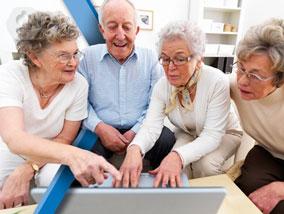 Ver la oferta: CURSO DE INTERNET PARA MAYORES. Para mejorar su calidad de vida, para comunicación y como terapia. La actividad da vida, regalales este curso online.