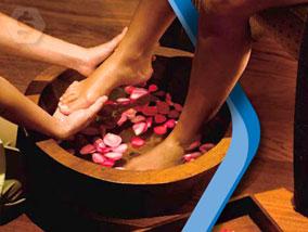 Ver la oferta: Prepará tus pies para el verano. COMPLETO SPA DE PIES en Flores. Pedicuria completa + Belleza de pies + Parafina + Nutrición e Hidratación + Masajes + Esmaltado.