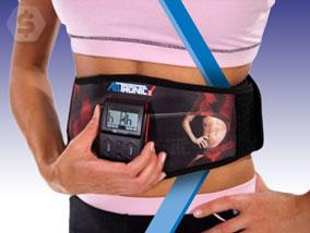 Ver la oferta: Ejercicio sin esfuerzo. Electroestimulador muscular ABTRONIC X2. Los abdominales que siempre quisiste.