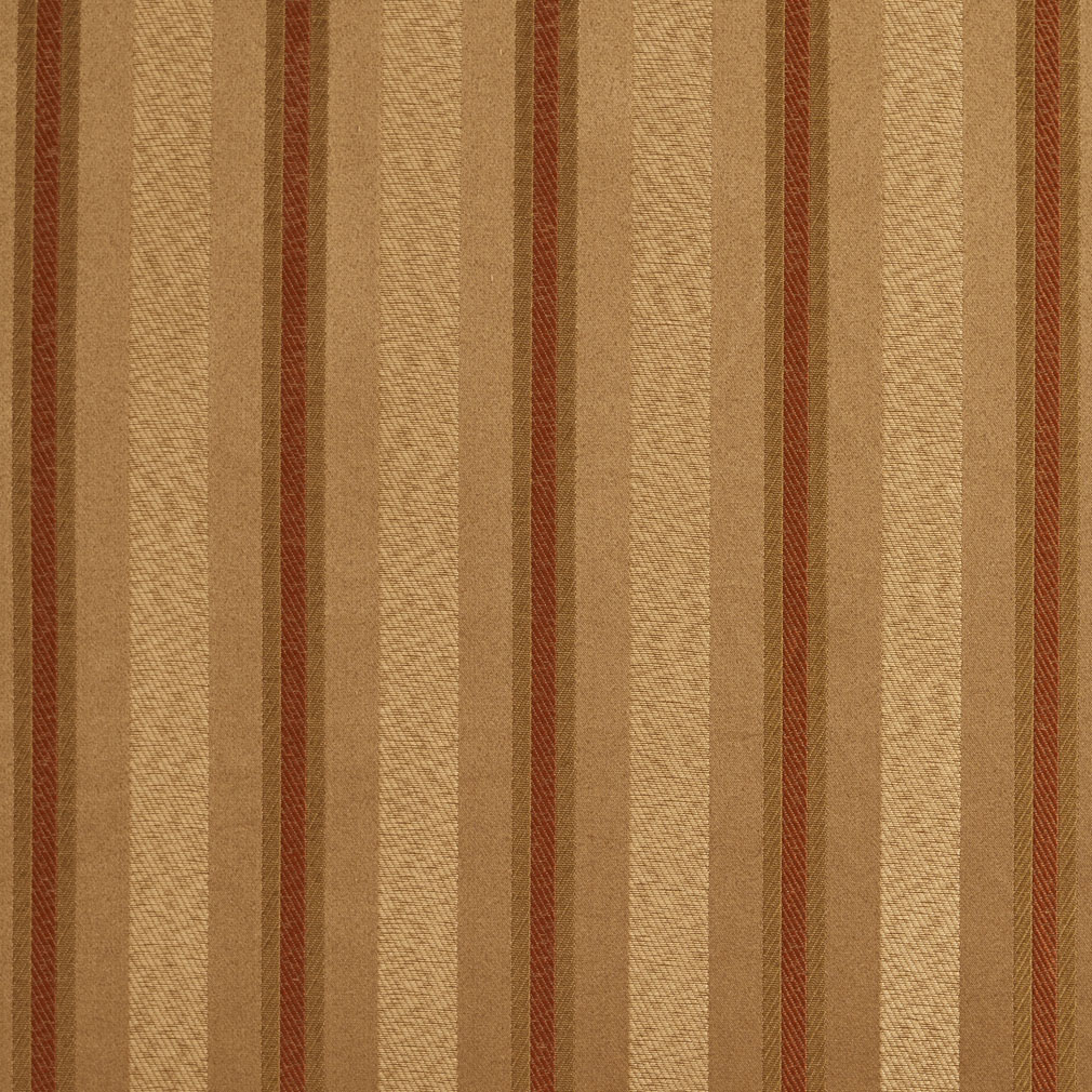 e625 striped green brown gold damask upholstery drapery fabric by the yard ebay. Black Bedroom Furniture Sets. Home Design Ideas