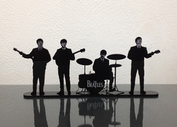 Foto do design Decorativo Beatles On Stage