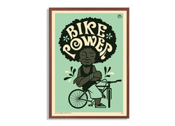 Foto do design Bike Power - Poster