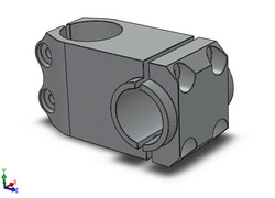 Foto do design Avanço de Guidom em Solidworks