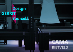 Foto do design Cama Rietveld