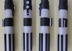 Foto do design Lightsaber - Darth Vader