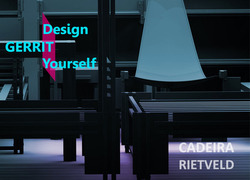 Foto do design Cadeira Rietveld