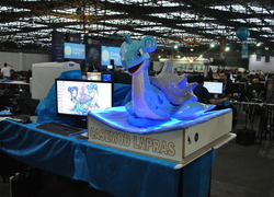 Foto do design Casemod Lapras #CPBR7