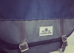 Foto do design Messenger Bag