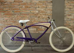 Foto do design Springer aro 26, model Purple Steel