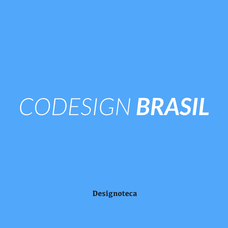 Foto do design CODESIGN BRASIL