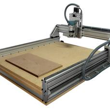 Foto do design Protoptimus CNC Router