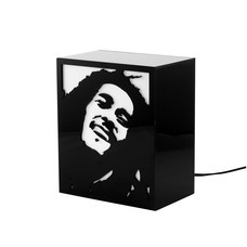 Foto do design Backlight Bob Marley