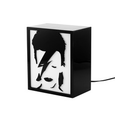 Foto do design Backlight David Bowie