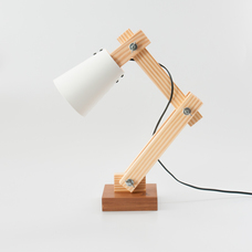 Foto do design Luminária Desklamp Ecológica