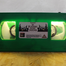 Foto do design Luminária VHS - The Nightmare Before Christmas