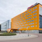 Expoforum, St Petersburg is one of the largest exhibition and congress centers in the world