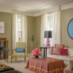 Manhattan Pre-War Apartment Renovation With Colorful Latin American Flair