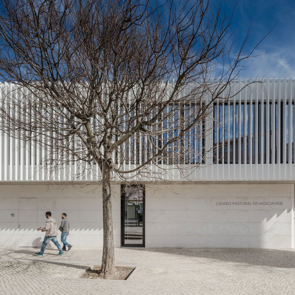 Pastoral Center of Moscavide by Plano Humano Arquitectos