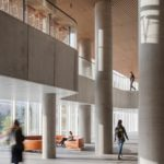 Extension of the Panum complex at the University of Copenhagen by C.F. Møller Architects