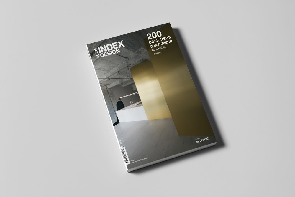 IndexDesign Launches 9th Edition of the Guide 200 Interior