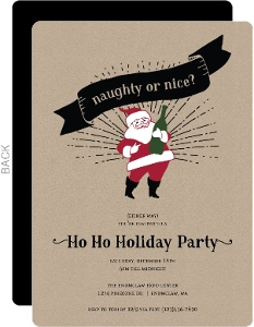 Wrap It Up Holiday Gift Wrapping Party Invitation - Invite Shop