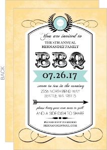 cheap bbq invitations  invite shop, party invitations