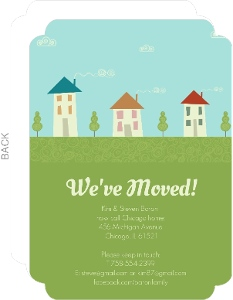 Whimsy Neighborhood Moving Announcement