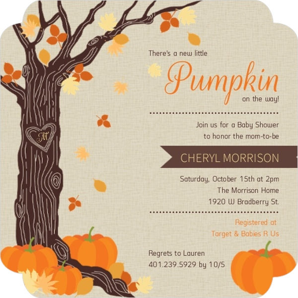 cheap halloween baby shower invitations  invite shop, Baby shower