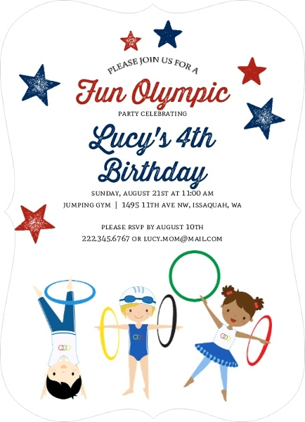 Olympic birthday invitations 28 images olympics birthday olympic birthday invitations olympic birthday invitation birthday stopboris Choice Image