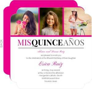 Cheap Quinceanera Invitations Invite Shop