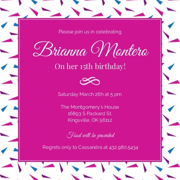 Wording For 50Th Birthday Party Invitations was nice invitations design