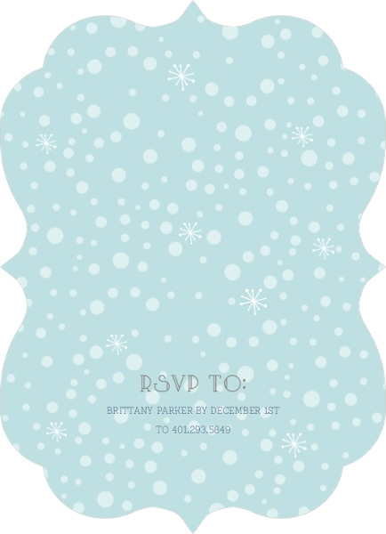 Itu0027s Cold Outside Winter Baby Shower Invitation