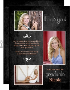 Cheap Graduation Thank You Cards - Invite Shop
