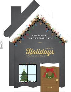 Cheap Holiday Moving Announcements Cards&Design Style=Card/Holiday ...