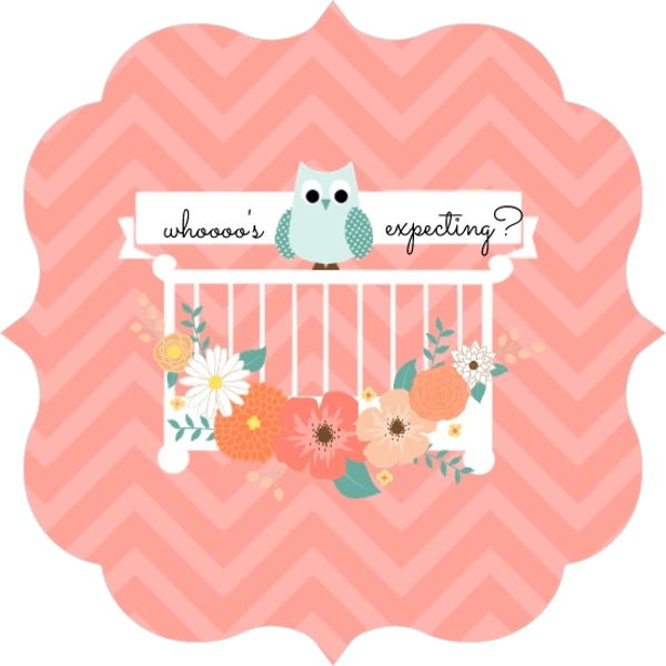 peach flowers and owl baby shower invitation invite shop