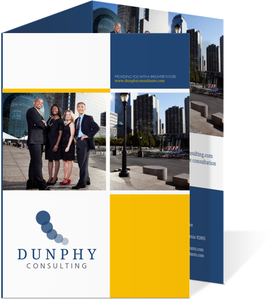 Modern Blocks Business Brochure